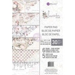 PAPEL LAVENDER FROST A4 (3O HOJAS)