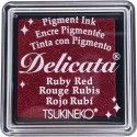 """TINTA INKPADS DELICATE SMALL """"RUBY RED"""""""