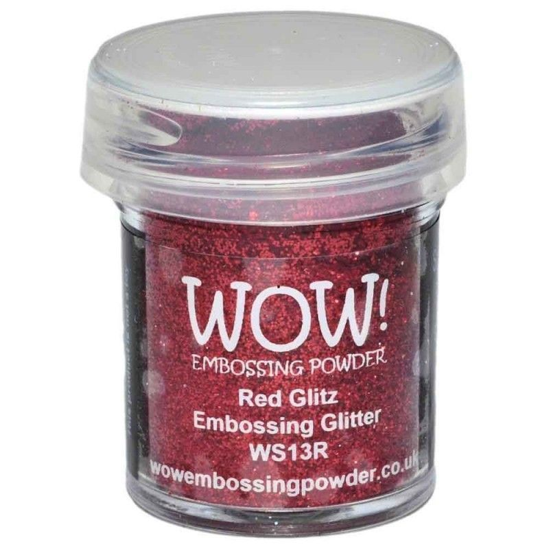 POLVO DE EMBOSSING CLEAR SPARKLE WOW