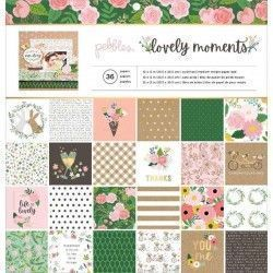 PAPEL LOVELY MOMENTS (30.5...