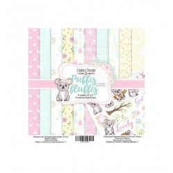 PAPEL PUFFY FLUFFY GIRL (30...