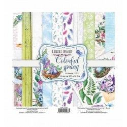 PAPEL COLOFUL SPRING (30 X...