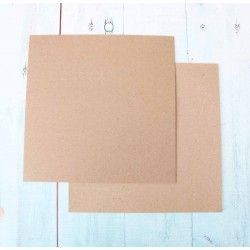 CARTON CHIPBOARD 2MM 30,5cm x 30,5cm