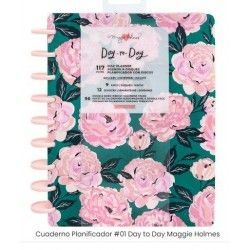 CUADERNO PLANIFICADOR GREENHOUSE DAY TO DAY MAGGIE HOLMES