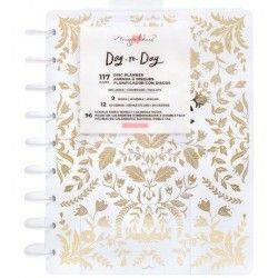 CUADERNO PLANIFICADOR GOLDEN DAY TO DAY MAGGIE HOLMES