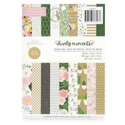 PAPEL LOVELY MOMENTS 15 x...