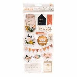 THICKERS CARDSTOCK PEACEFUL...