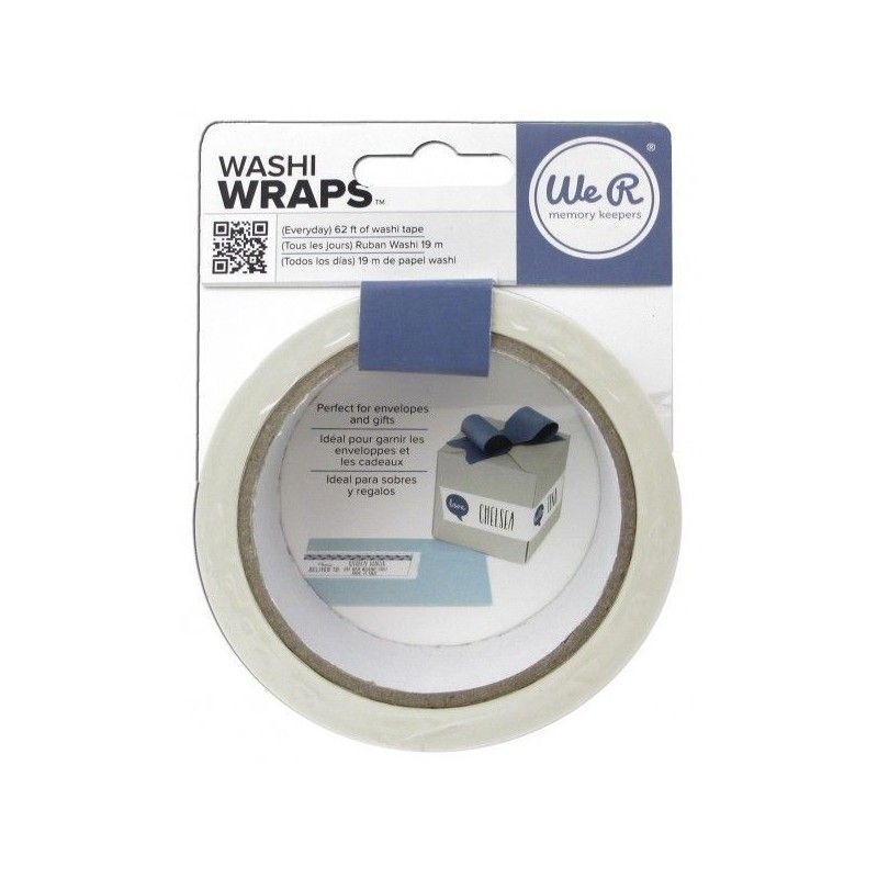 CINTA WASHI TAPE ANCHA PLEASE DELIVER TO