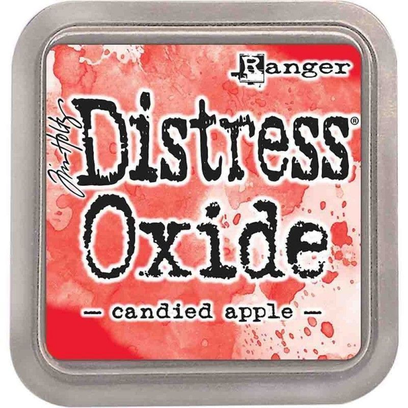 TINTA DISTRESS OXIDE CANDIED APPLE