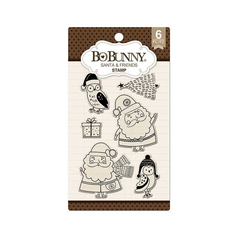 SELLO SANTA & FRIENDS BOBUNNY (6 PCS)
