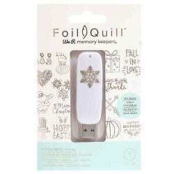 USB CON DISEÑOS PARA FOIL QUILL HOLIDAY
